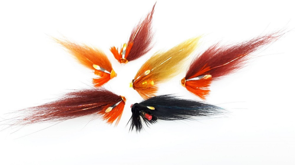 FF Hairwing Flies Single