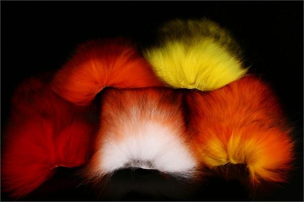 Marabou Fox