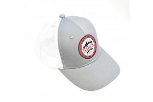 FF Grey/White Cap