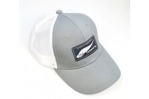FF Millioonaire Cap Grey/White